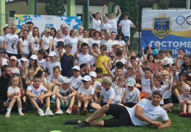 Олімпійський день у Гостомелі